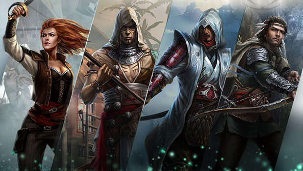 Assassin's Creed Memories Coming To iOS