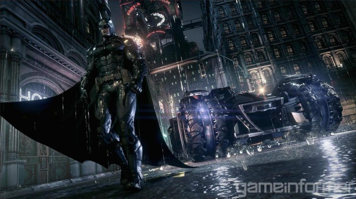 Arkham Knight: 10 Things to Hope For