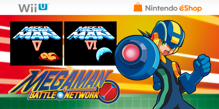 The Blue Bombers returning to the Wii U eshop