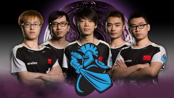 Newbee Crowned Winners of The International