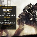 Call Of Duty: Advanced Warfare Multiplayer Coming August 11th