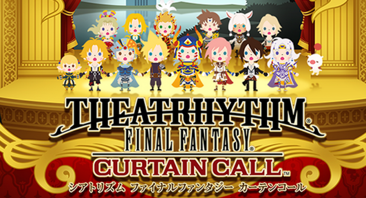 Theatrhythm: Final Fantasy Curtain Call Trailer Shows Off 16-Bit Era Music