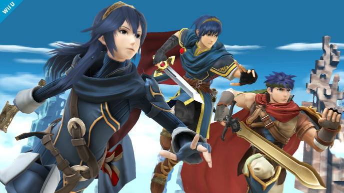 Sakurai Explains Chrom's Absence In Super Smash Bros 4