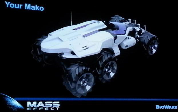 Mass Effect 4: Mako exploration makes its comeback
