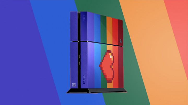 "PS4 ""GayStation Edition"" Auction Celebrates Swedish Festival"