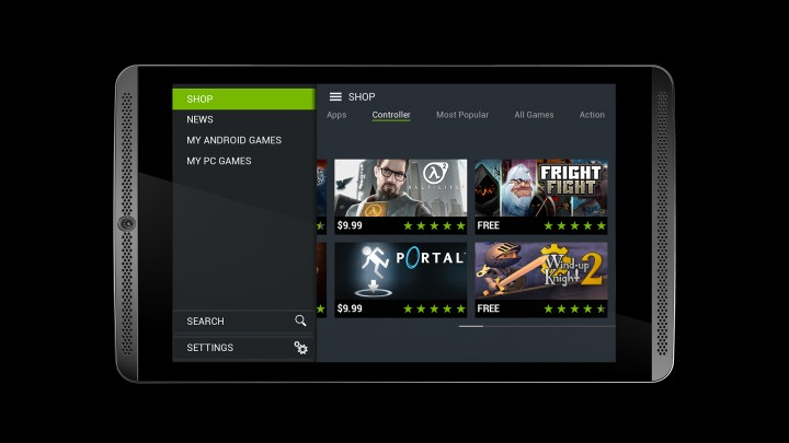 Great Games For The Nvidia Shield Tablet