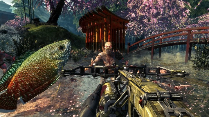 Shadow Warrior Heading To Console's