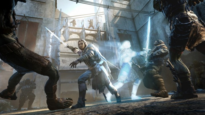 New Shadows of Mordor trailer showcases Wraith gameplay