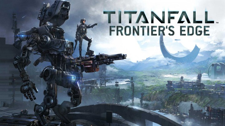 Titanfall Frontier's Edge DLC Map Dig Site Revealed