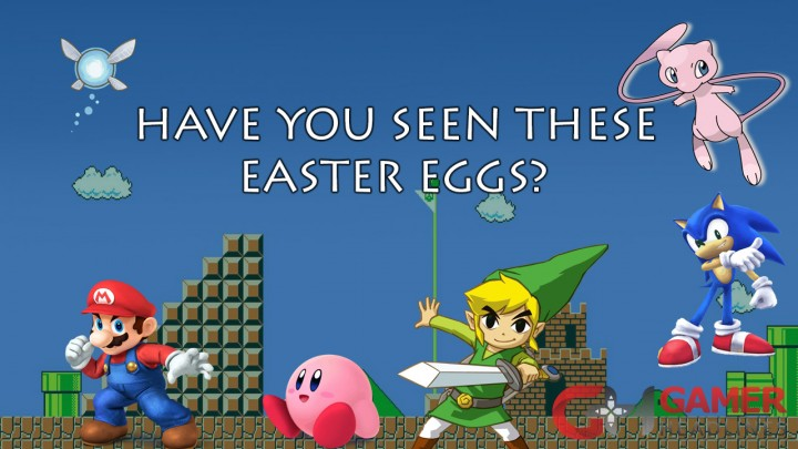 Ten Easter Eggs That You May Not Know Of