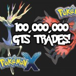 Pokémon GTS Passes 100 Million Trades