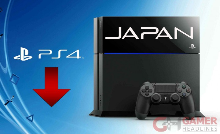 Sony's PS4 Is Failing In Japan