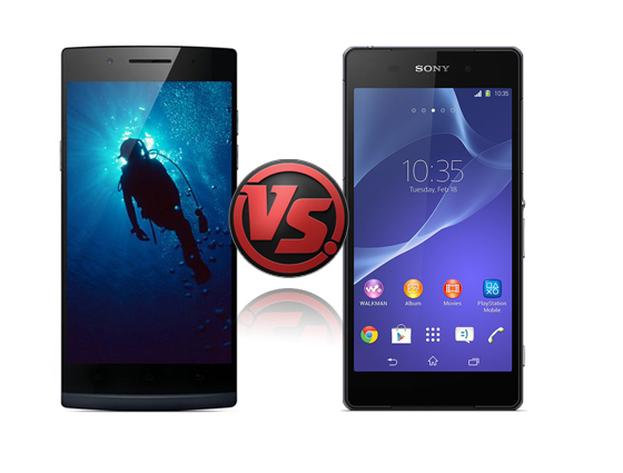 proving the xperia z2 vs oppo find 7 how propagate stream