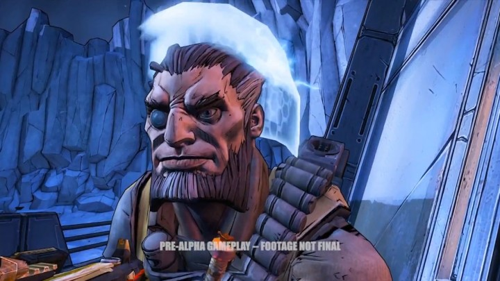 New Character revealed for Borderlands: Pre-Sequel, Wilhelm