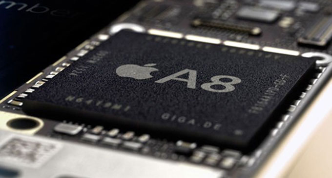Apple A8 SoC will remain dual-core