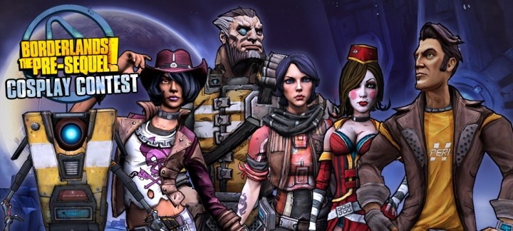 2K Announces Borderlands cosplay contest.