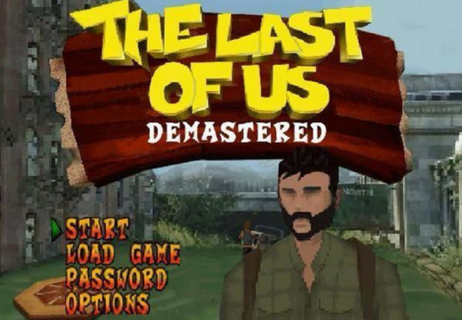 See Modern Classics Turned Into PSOne Games