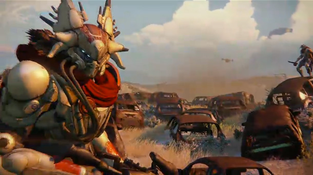 Destiny's timed exclusives for PlayStation revealed