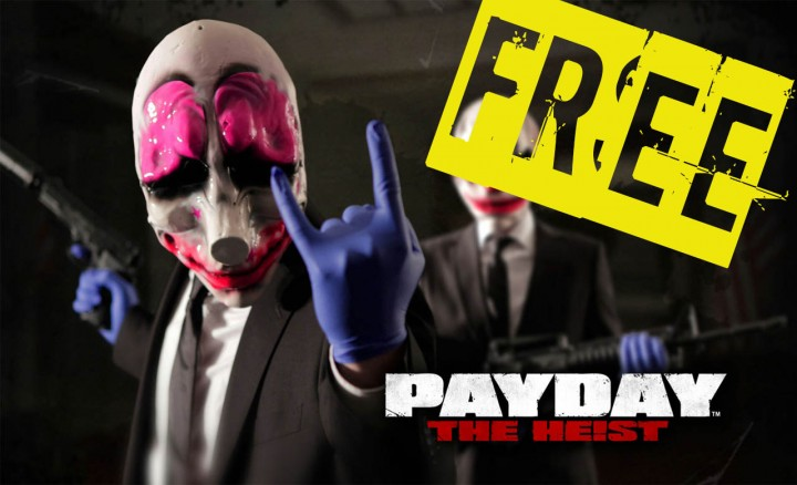 PAYDAY: The Heist for FREE! But There's a Catch..