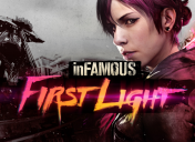 Infamous: First Light Stand-Alone DLC Will Be Released On Disk