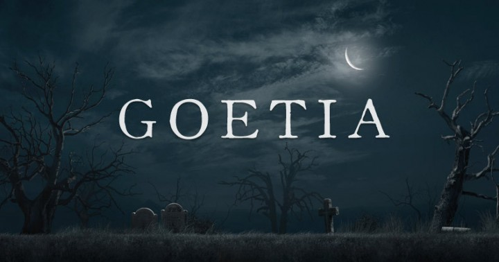 A Look into the Spiritual Adventure Goetia