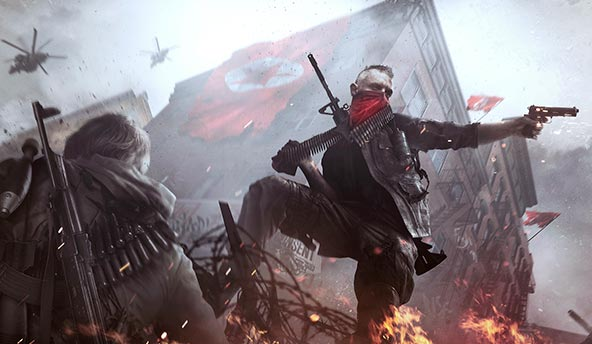 Homefront: The Revolution Gets Ridiculous Xbox One Release Date