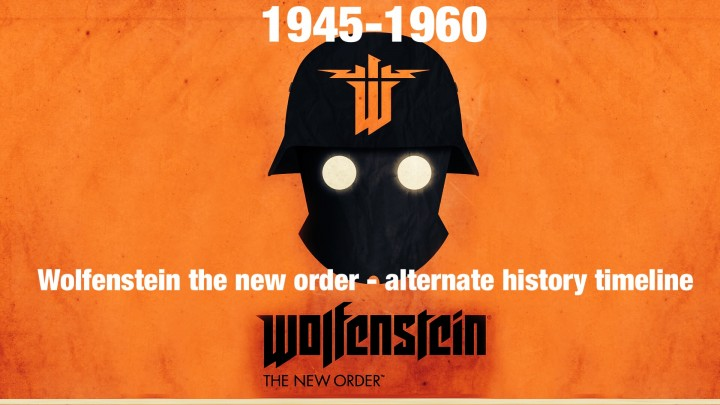 Wolfenstein The New Order – Alternate Historical timeline