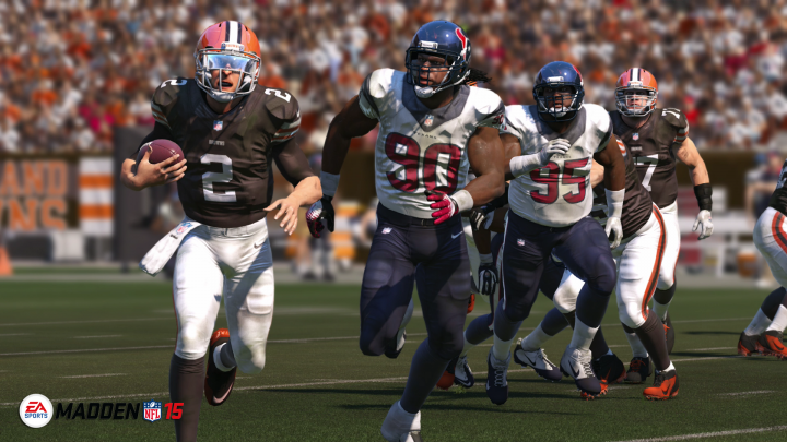 Madden NFL 15: The Top Rated Quarterbacks and Running Backs