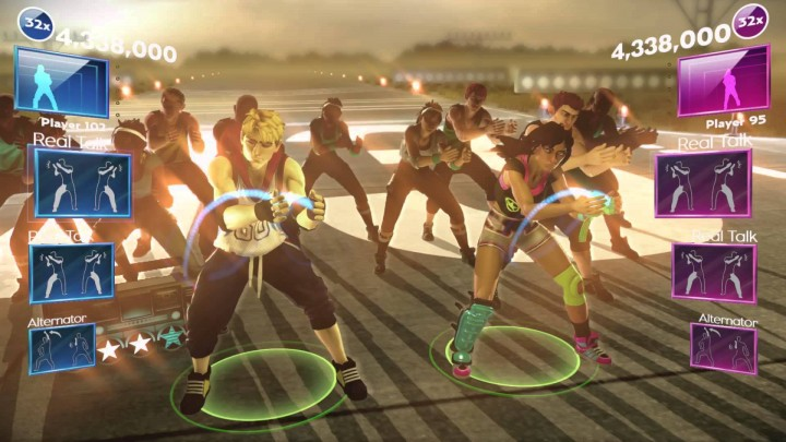 Get your Kinect moving with Dance Central Spotlight
