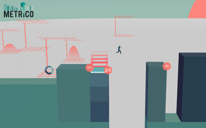 Metrico Gets a Release Date, Gameplay Trailer