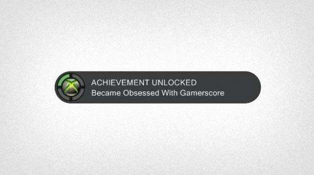 Achievement unlocked - obsessed with gamerscore