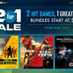 PSN Sale: 2 Games For One Price This Week!