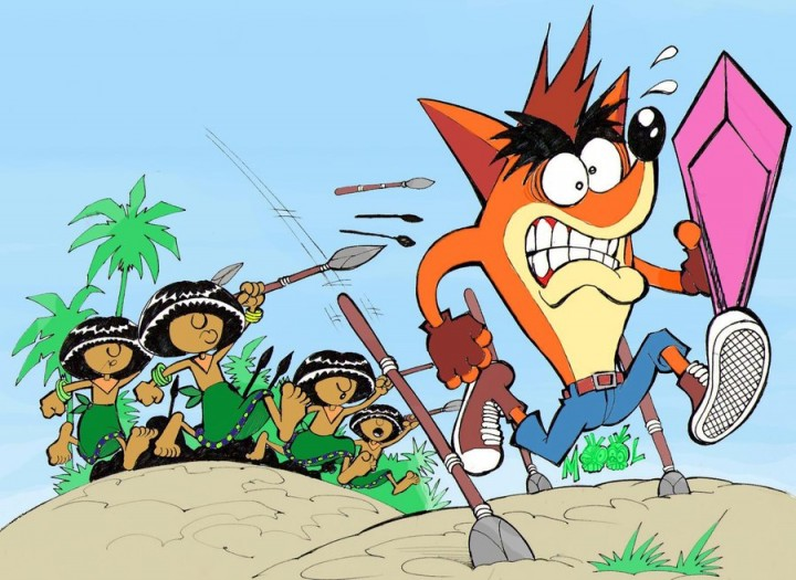 Is Crash Bandicoot license being held back by Activision?