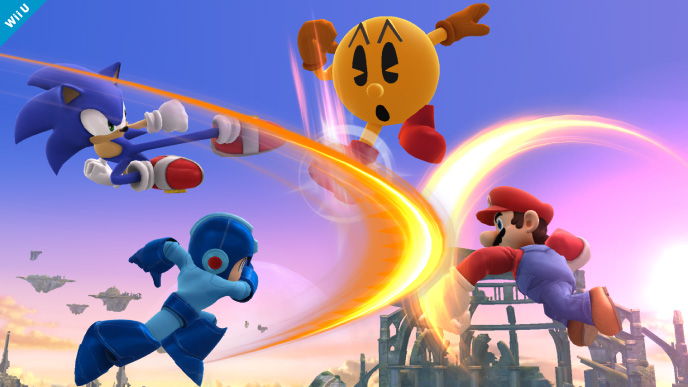 Nintendo Announce 3DS Smash Bros Tournament