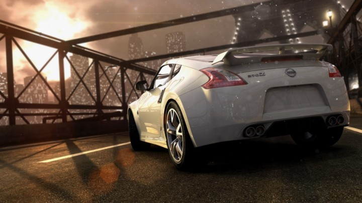 "Ubisoft – New Open-World Racer ""The Crew"" Beta"