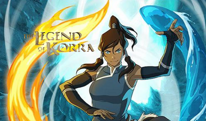 Final Digital Package Art for Legend of Korra