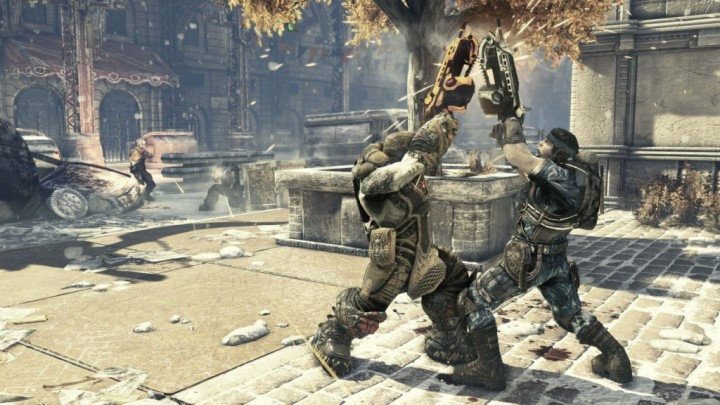 One Shot, One Kill, One Gears of War Execution Update