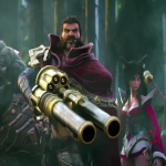 Riot Games releases a new League of Legends cinematic