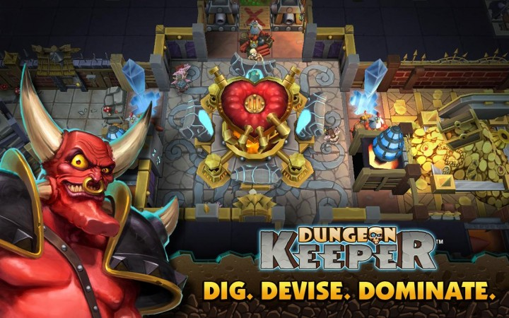 Dungeon Keeper 'Innovated Too Much'