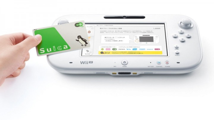 Nintendo Reveals NFC Payment Card Exclusively For Wii U