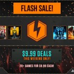 PlayStation Store Flash Sale: $10 AAA Titles!