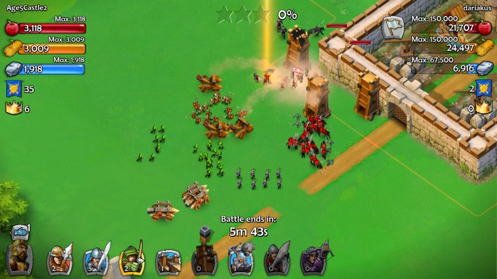 New Age of Empires Game to Contain Microtransactions