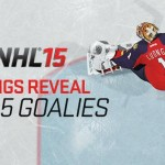 NHL 15 Kicks Off Player Ratings Reveal With Goalies