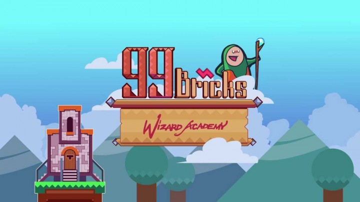 PlayStation Vita to Get a Port of 99 Bricks Wizard Academy