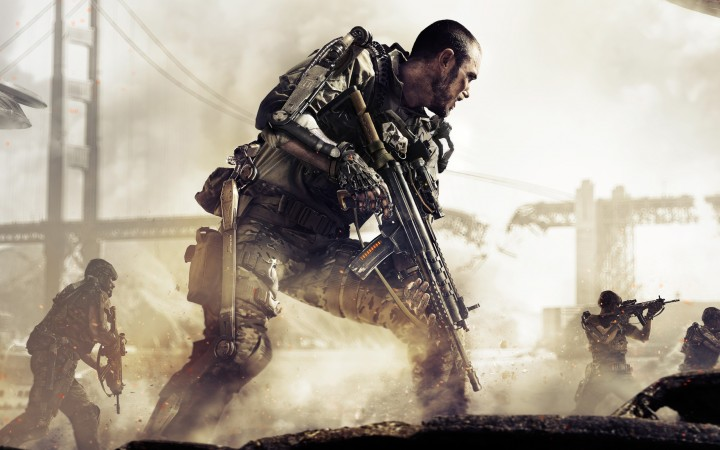 Call of Duty: Advanced Warfare Not Coming To Wii U