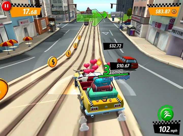 Crazy Taxi: City Rush Now On Android