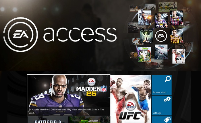 EA Access Won't Require Xbox Live Gold Membership