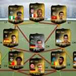 FIFA 14 Team of the Week Revealed — August 27th – September 3rd