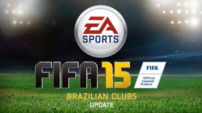 FIFA 15 Contract Dispute Snubs Brazilian Players