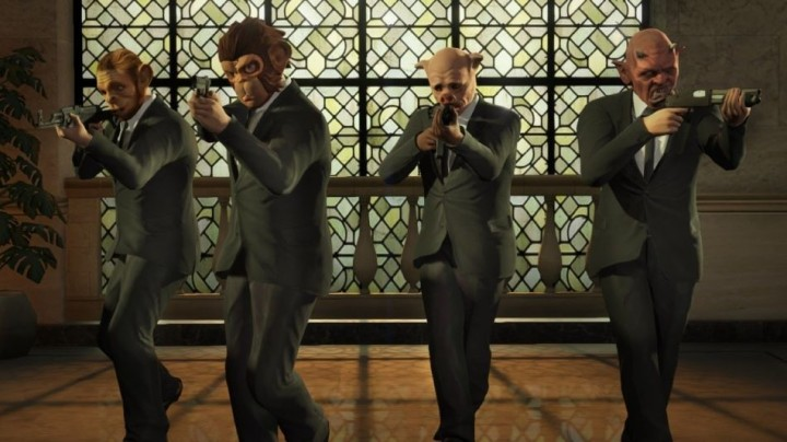 GTA 5 heists may arrive with PS4, Xbox One release